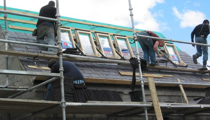 Comers Installing Velux Windows