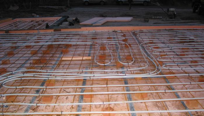 Comers Underfloor Heating