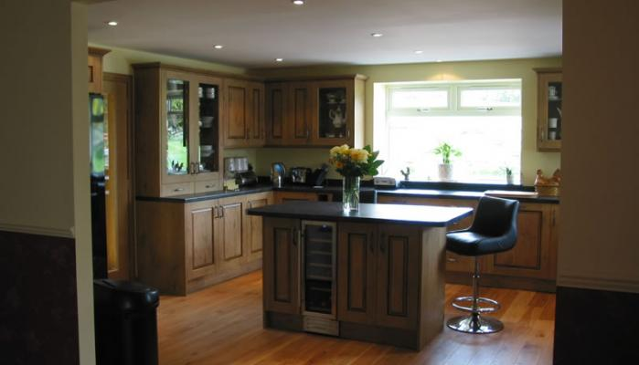 Kitchen supply and fitted by Monarch