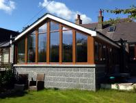 Gable End Sunroom Aberdeen2
