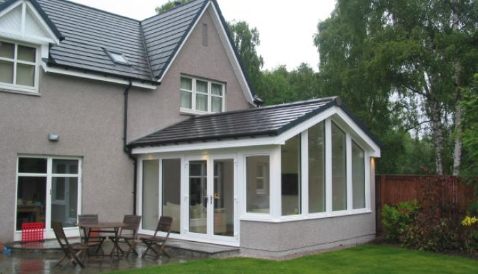 Gable Sun Lounge Banchory 1