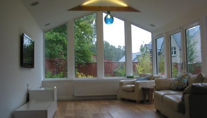 Gable Sun Lounge Banchory 2